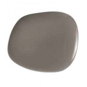 Тарелка столовая Organic Taupe 28 см