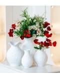 Ваза Floralie 30 см