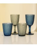Набор стаканов Glass Blue 280 мл, 3 шт