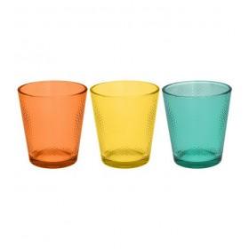 Набор стаканов Glass Golf 340 мл, 3 шт