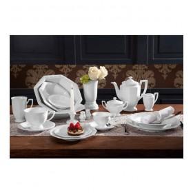 Тарелка столовая Maria White 26 см