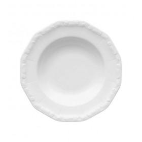 Тарелка глубокая Maria White 23 см