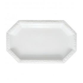 Блюдо сервировочное овальное Maria White 38 см