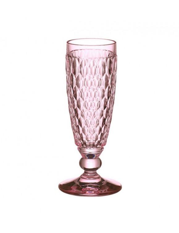 Бокал для шампанского Boston 150 мл, цвет розовый