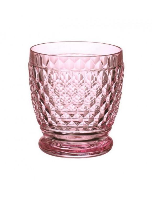 Стакан Boston 330 мл, цвет розовый