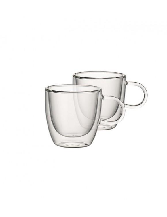 Набор из 2 кружек для эспрессо Artesano Hot&Cold Beverages 110 мл