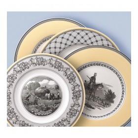 Тарелка столовая Audun Ferme 27 см