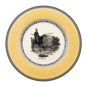 Тарелка столовая Audun Chasse 27 см