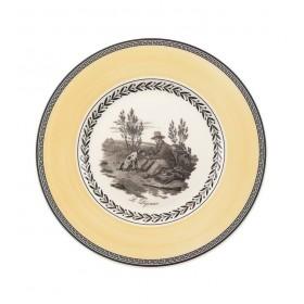 Тарелка салатная Audun Chasse 22 см