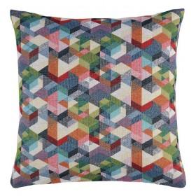 Чехол для подушки декоративной Cubes 40x40 см