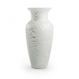 Ваза Tintoretto Bianco Argento 34 см