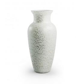 Ваза Tintoretto Bianco Argento 30 см