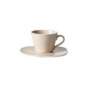 Блюдце для кофейной чашки  Organic Sand 17,5 см