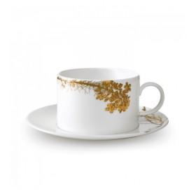 Чашка с блюдцем Vera Wang Jardin