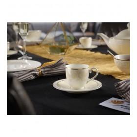 Блюдце для чашки эспрессо Ivoire 13 см