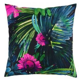 Чехол для подушки декоративной Saint Helens, 40x40см (цвет черный)