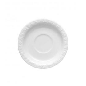 Блюдце для чашки кофейной Maria White 14 см