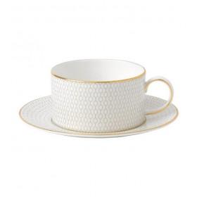 Чашка чайная с блюдцем Arris 180 мл