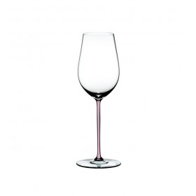 Бокал для вина Riesling/Zinfandel Fatto a Mano розовый