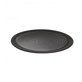 Тарелка салатная Bahia Onyx 23 см
