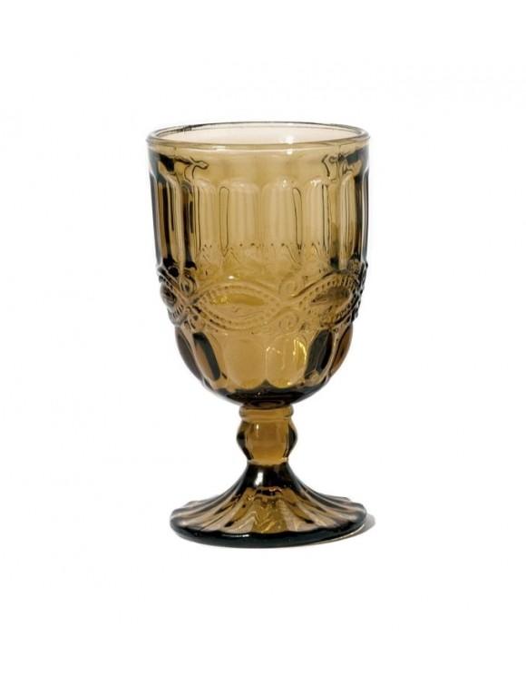 Бокал для вина Solange 350 мл, цвет коричневый