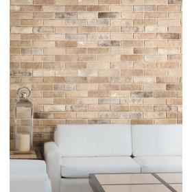 Плитка Rondine Bristol Cream brick J85667 7.25x25
