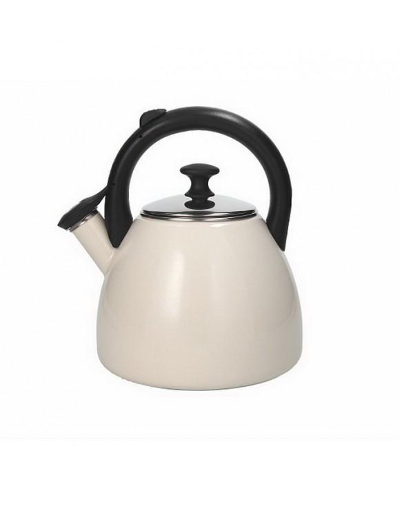 Чайник Dinamika 2500 мл, бежевый