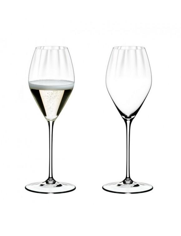 Набор бокалов для вина Champagne Performance 375 мл, 2 шт