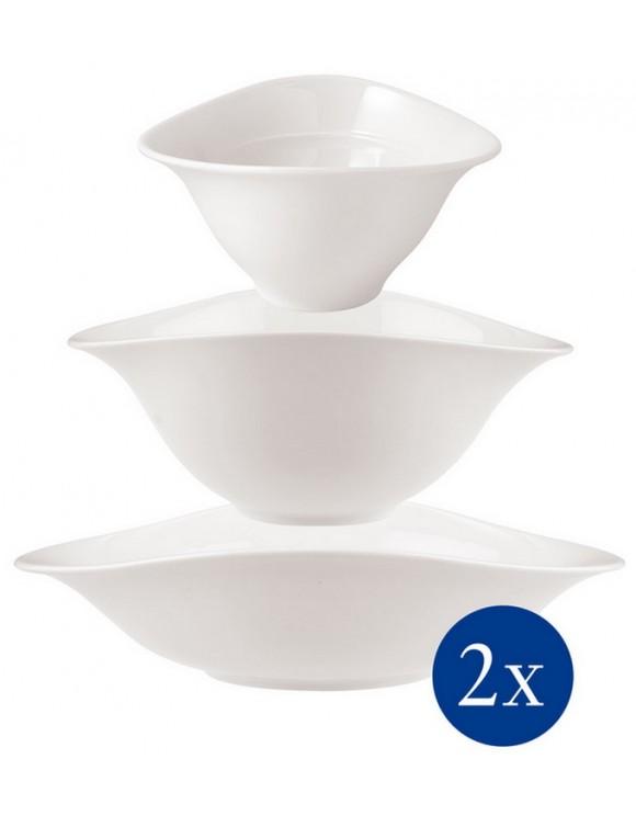 Набор тарелок Vapiano, 6 предметов