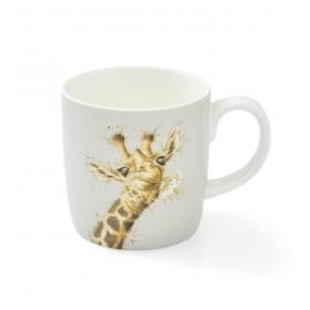 """Кружка """"Жираф и ромашки"""" 400 мл"""