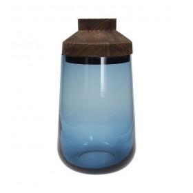 Ваза Glass Design 17,5х33 см