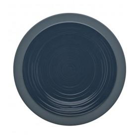 Тарелка столовая Bahia Bleu De Roche 26 см
