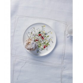 Тарелка для хлеба Brillance Fleurs Sauvages 18 см