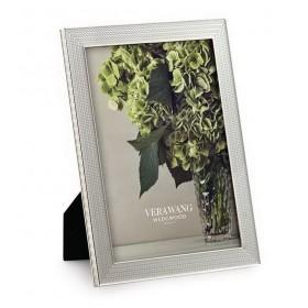 Рамка для фотографий Vera Wang With Love Nouveau Silver 13х18 см