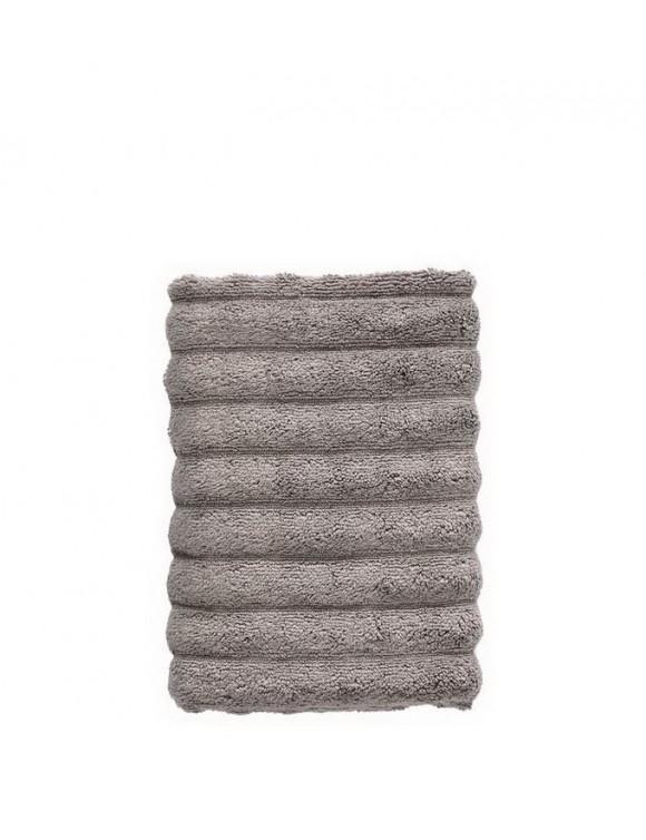 Полотенце махровое Inu, 50х100 см, цвет коричневый