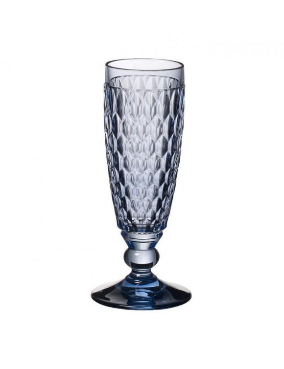 Бокал для шампанского Boston 150 мл, цвет синий