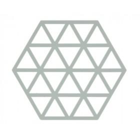 Подставка под горячее Nordic Sky Triangles 14х16 см
