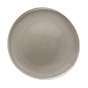 Тарелка столовая Junto Pearl Grey 27 см