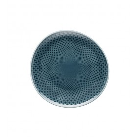 Тарелка для хлеба Junto Ocean Blue 16 см