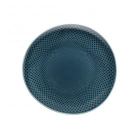 Тарелка салатная Junto Ocean Blue 22 см