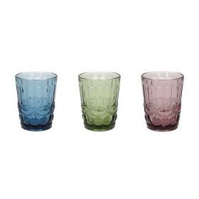 Набор стаканов Madame 230 мл, 3 шт