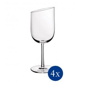 Набор бокалов для белого вина NewMoon 300 мл, 4 шт