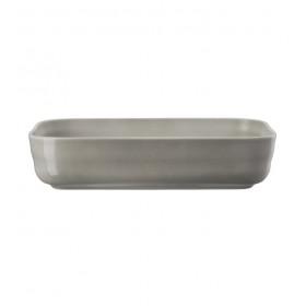 Блюдо для запекания Junto Pearl Grey 20х29 см