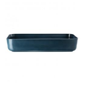 Блюдо для запекания Junto Ocean Blue 25х39 см