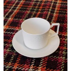 Блюдце для чашки чайной Intaglio