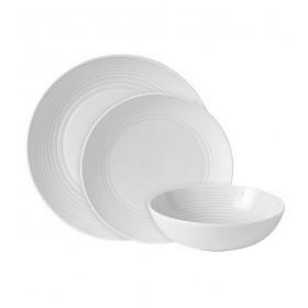 Набор посуды Gordon Ramsay Maze White 12 предметов