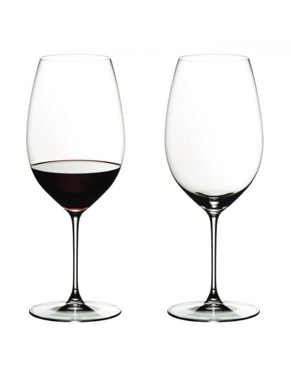 Набор бокалов для вина New World Shiraz Veritas, 2шт