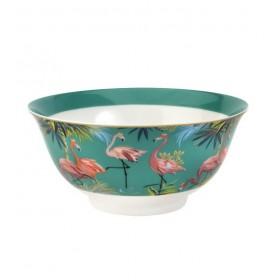 """Чаша для сладостей Tahiti Collection """"Фламинго"""" 15 см"""