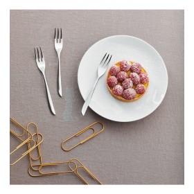 Набор вилок для пирожных/устриц Leaf 6 предметов