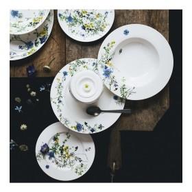 Тарелка столовая Brillance Fleurs des Alpes 27 см
